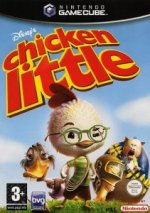 Nintendo Gamecube - Chicken Little