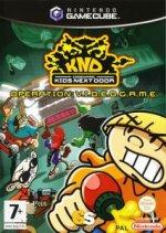 Nintendo Gamecube - Codename Kids Next Door - Operation VIDEOGAME