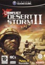 Nintendo Gamecube - Conflict - Desert Storm 2
