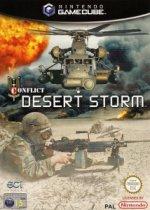 Nintendo Gamecube - Conflict - Desert Storm