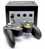 Nintendo Gamecube - Nintendo Gamecube Modified Black Console Loose