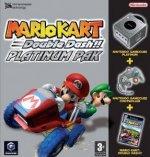 Nintendo Gamecube - Nintendo Gamecube Mario Kart Double Dash Platinum Console Boxed