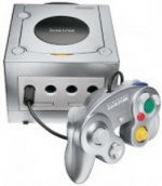 Nintendo Gamecube - Nintendo Gamecube Modified Silver Console Loose