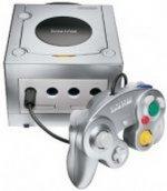 Nintendo Gamecube Modified Silver Console Loose
