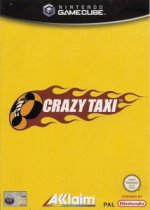 Nintendo Gamecube - Crazy Taxi