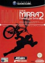 Nintendo Gamecube - Dave Mirra Freestyle BMX 2