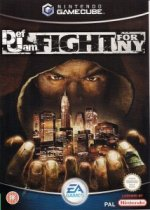 Nintendo Gamecube - Def Jam - Fight for NY