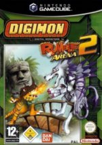 Nintendo Gamecube - Digimon Rumble Arena 2