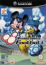 Nintendo Gamecube - Disney Sports Football