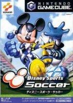 Nintendo Gamecube - Disney Sports Soccer