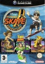 Nintendo Gamecube - Disneys Extreme Skate Adventure