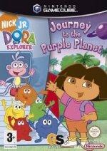 Nintendo Gamecube - Dora the Explorer - Journey to the Purple Planet