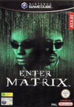 Nintendo Gamecube - Enter the Matrix