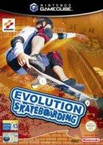 Nintendo Gamecube - Evolution Skateboarding