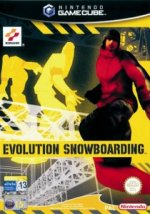 Nintendo Gamecube - Evolution Snowboarding