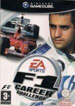 Nintendo Gamecube - F1 Career Challenge