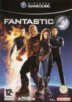 Nintendo Gamecube - Fantastic 4