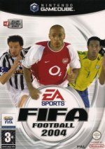 Nintendo Gamecube - FIFA Football 2004