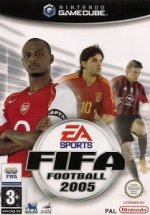 Nintendo Gamecube - FIFA Football 2005