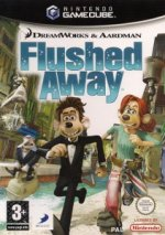 Nintendo Gamecube - Flushed Away