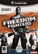 Nintendo Gamecube - Freedom Fighters