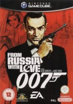 Nintendo Gamecube - From Russia with Love