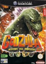 Nintendo Gamecube - Godzilla - Destroy All Monsters Melee