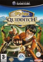 Nintendo Gamecube - Harry Potter - Quidditch World Cup