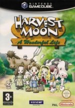 Nintendo Gamecube - Harvest Moon - A Wonderful Life
