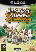 Nintendo Gamecube - Harvest Moon - A Wonderful Life