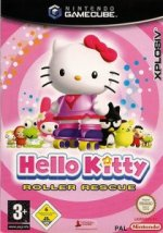 Nintendo Gamecube - Hello Kitty - Roller Rescue