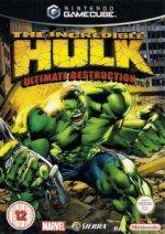Nintendo Gamecube - Incredible Hulk - Ultimate Destruction