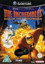 Nintendo Gamecube - Incredibles - Rise of the Underminer