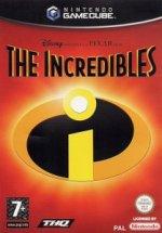 Nintendo Gamecube - Incredibles