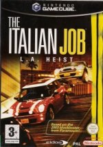Nintendo Gamecube - Italian Job