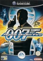 Nintendo Gamecube - James Bond 007 - Agent Under Fire