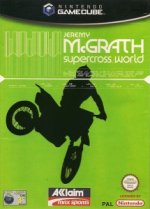 Nintendo Gamecube - Jeremy McGrath Supercross World