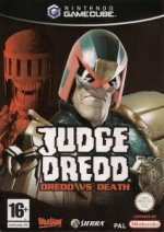 Nintendo Gamecube - Judge Dredd - Dredd Vs Death