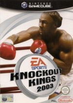 Nintendo Gamecube - Knockout Kings 2003