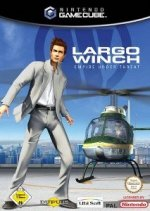 Nintendo Gamecube - Largo Winch - Empire Under Threat
