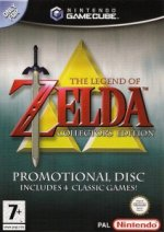 Nintendo Gamecube - Legend of Zelda - Collectors Edition