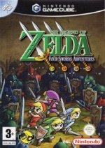 Nintendo Gamecube - Legend of Zelda - Four Swords Adventures