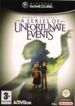 Nintendo Gamecube - Lemony Snickets A Series of Unfortunate Events