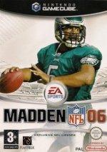 Nintendo Gamecube - Madden NFL 06