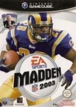 Nintendo Gamecube - Madden NFL 2003