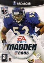 Nintendo Gamecube - Madden NFL 2005