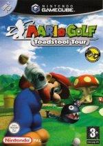 Nintendo Gamecube - Mario Golf - Toadstool Tour