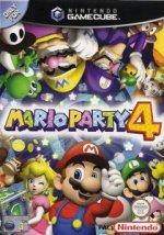 Nintendo Gamecube - Mario Party 4
