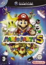 Nintendo Gamecube - Mario Party 5