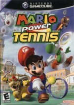 Nintendo Gamecube - Mario Power Tennis